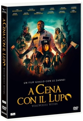 A cena con il lupo - Werewolves Within (2021)