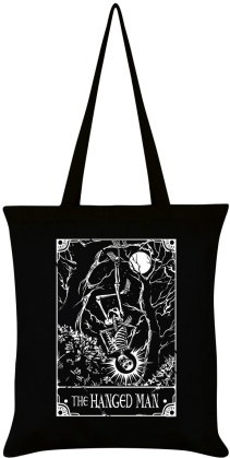 Deadly Tarot: The Hanged Man - Tote Bag