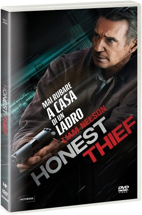 Honest Thief - Mai rubare a casa di un ladro (2020)