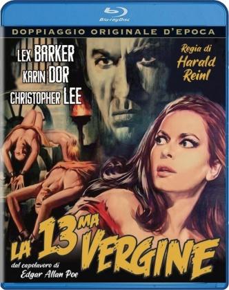 La tredicesima vergine (1967) (Doppiaggio Originale D'epoca)