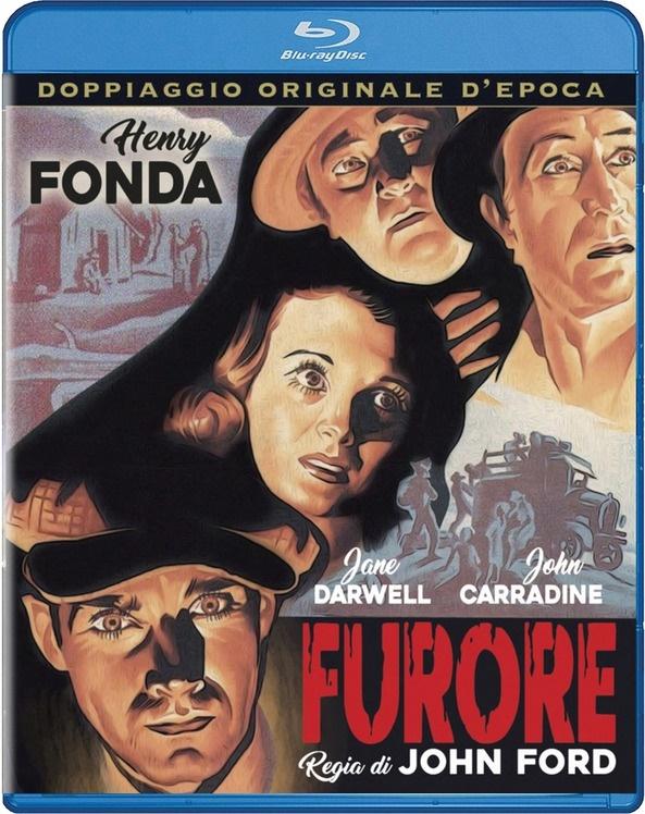 Furore (1940) (Doppiaggio Originale D'epoca, n/b)