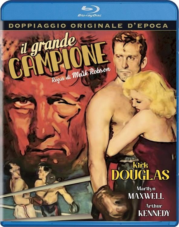 Il grande campione (1949) (Doppiaggio Originale D'epoca, n/b)