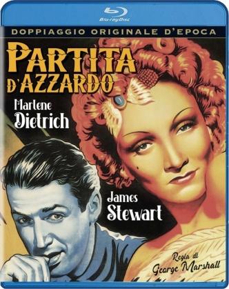 Partita d'azzardo (1939) (Doppiaggio Originale D'epoca, s/w)