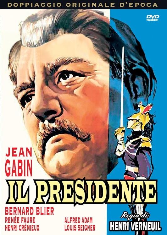 Il presidente (1961) (Doppiaggio Originale D'epoca, n/b)