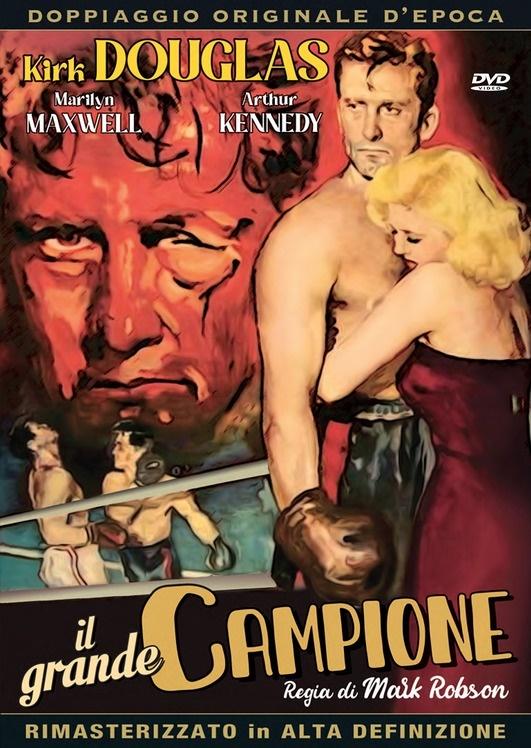 Il grande campione (1949) (Doppiaggio Originale D'epoca, HD-Remastered, n/b, Riedizione)