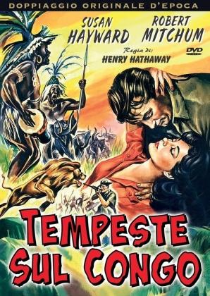 Tempeste sul Congo (1953) (Doppiaggio Originale D'epoca)