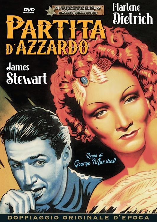 Partita d'azzardo (1939) (Western Classic Collection, Doppiaggio Originale D'epoca, n/b, Riedizione)