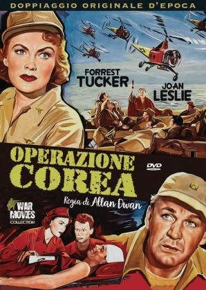 Operazione Corea (1953) (War Movies Collection, Doppiaggio Originale D'epoca, s/w)