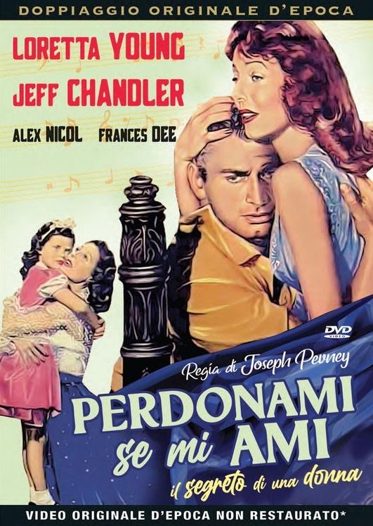 Perdonami se mi ami (1952) (Rare Movies Collection, Doppiaggio Originale D'epoca, n/b)