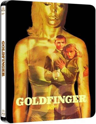 James Bond: Missione Goldfinger (1964) (Limited Edition, Steelbook)