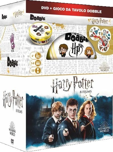 Harry Potter 1-7 (8 DVDs)
