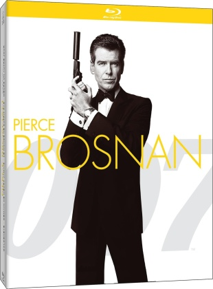 007 James Bond - Pierce Brosnan Collection (4 Blu-ray)