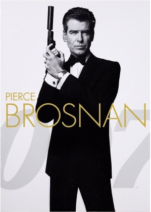 007 James Bond - Pierce Brosnan Collection (4 DVD)