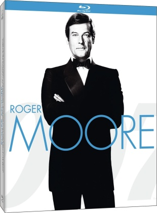 007 James Bond - Roger Moore Collection (7 Blu-rays)