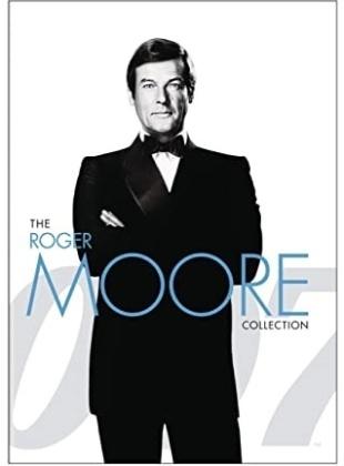 007 James Bond - Roger Moore Collection (7 DVDs)