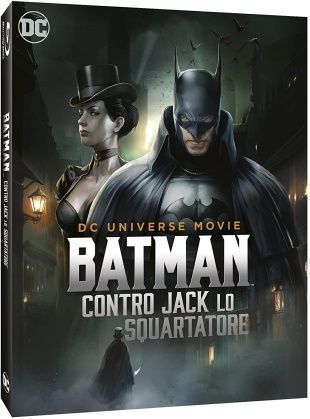 Batman contro Jack lo squartatore (2018)