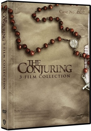The Conjuring - 3-Film Collection (3 DVDs)