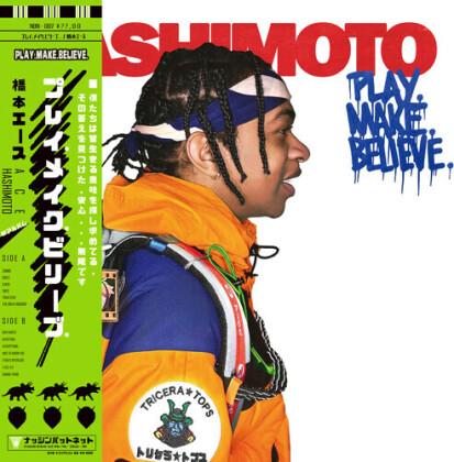 Ace Hashimoto - Play.Make.Believe (Clear Vinyl, LP)