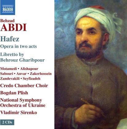 Vladimir Sirenko & National Symphony Orchestra Of Ukraine - Hafez (2 CDs)