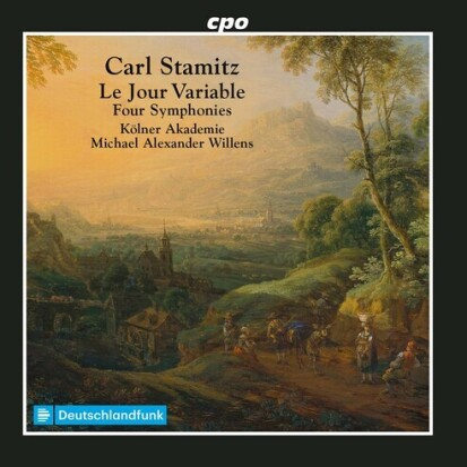Carl Philipp Stamitz (1745-1801), Michael Alexander Willens & Kölner Akademie - Four Symphonies