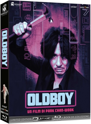 Oldboy (2003) (Edizione Limitata, 4K Ultra HD + 2 Blu-ray)