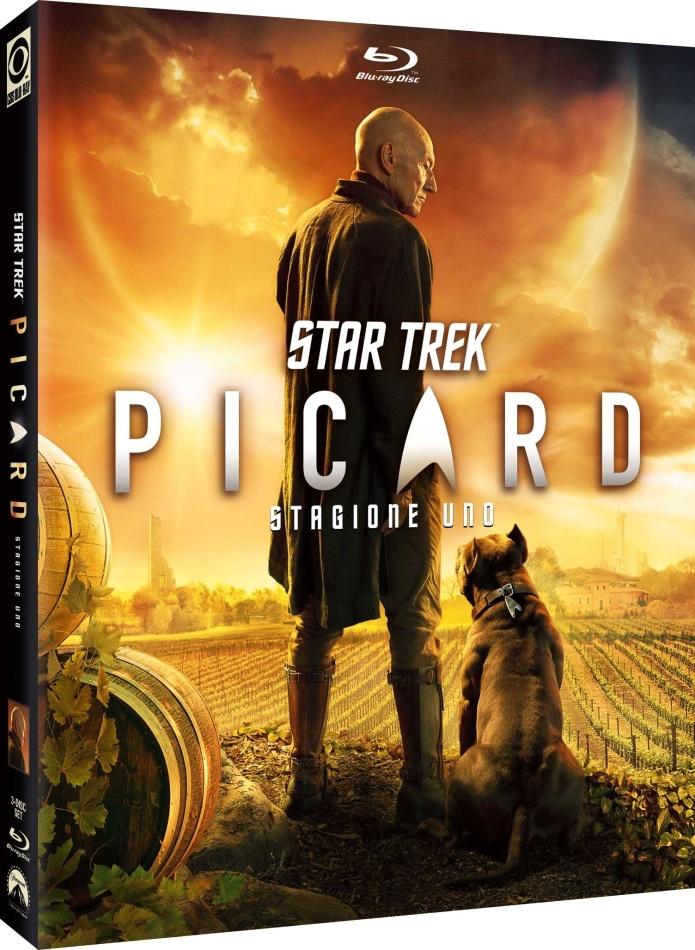 Star Trek: Picard - Stagione 1 (3 Blu-rays)