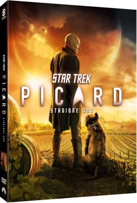 Star Trek: Picard - Stagione 1 (4 DVD)