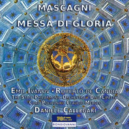 Callegari & Pietro Mascagni (1863-1945) - Messa Di Gloria