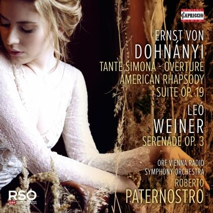 Ernst (Ernö) von Dohnanyi (1877-1960), Roberto Paternostro & ORF Vienna Radio Symphony Orchestra - Orchestral Works