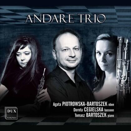 Andare Trio & Michael Head - Chamber Works