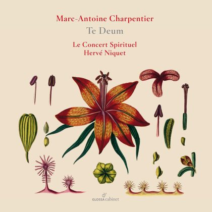 Le Concert Spirituel, Marc-Antoine Charpentier (1636-1704) & Hervé Niquet - Te Deum