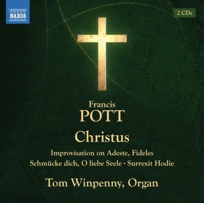 Francis Pott (*1957) & Tom Winpenny - Christus