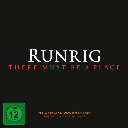 Runrig - There Must Be A Place - The Official Documentary (Limited Collector's Edition, Blu-ray + LP + 3 DVDs)