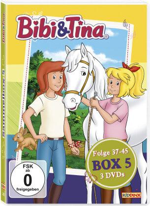 Bibi & Tina - Box 5 - Folge 37-45 (3 DVDs)