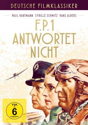 F.P. 1 antwortet nicht (1932) (Deutsche Filmklassiker)
