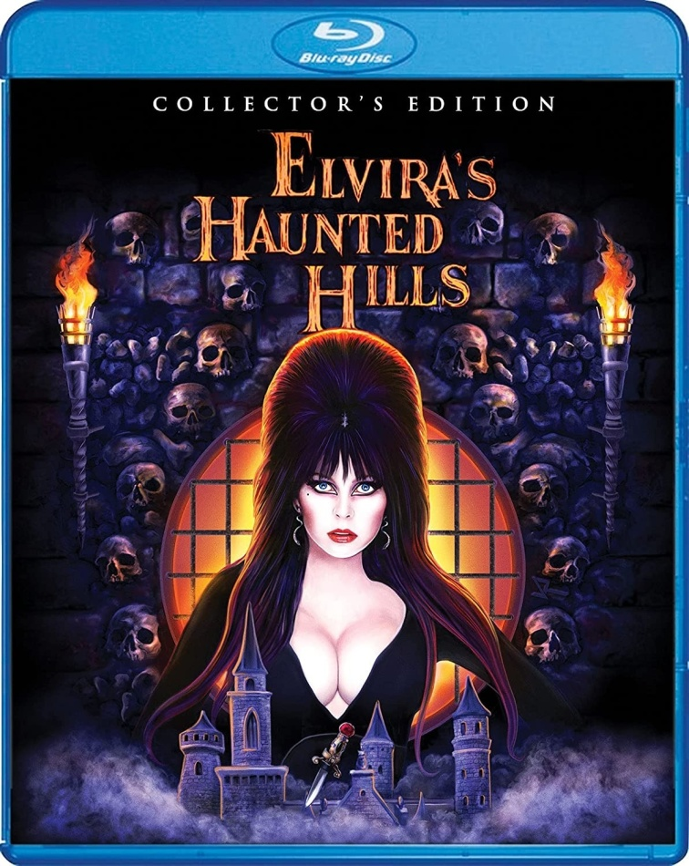 Elvira's Haunted Hills (2001) (Collector's Edition)