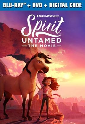 Spirit Untamed - The Movie (2021) (Blu-ray + DVD)