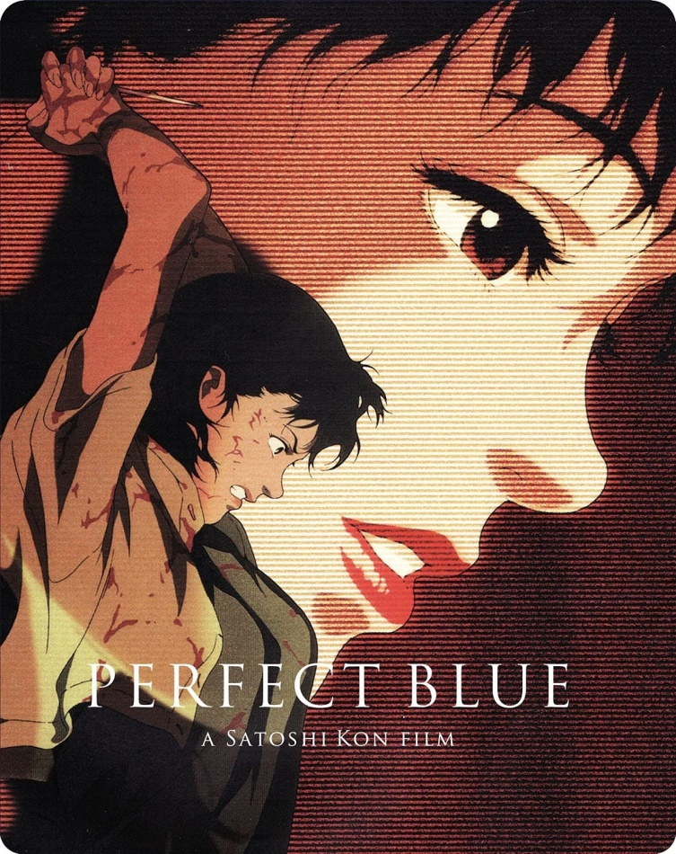 Perfect Blue (1997) (Limited Edition, Steelbook)