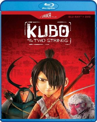 Kubo And The Two Strings (2016) (Laika Studio Edition, Blu-ray + DVD)
