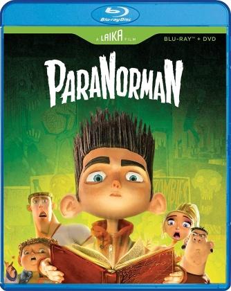 ParaNorman (2012) (Laika Studio Edition, Blu-ray + DVD)
