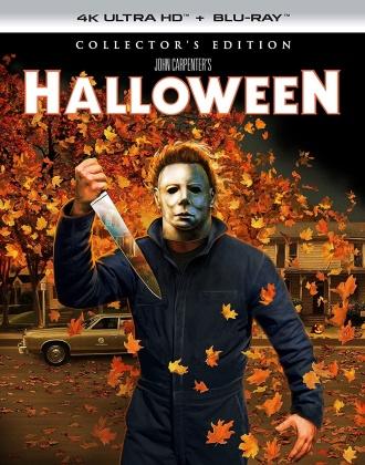 Halloween (1978) (Collector's Edition, 4K Ultra HD + Blu-ray)
