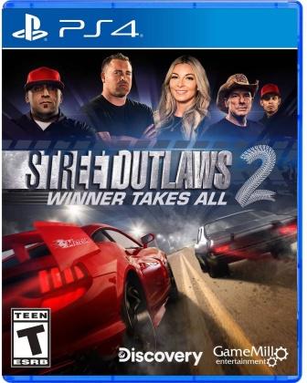 Street Outlaws 2 - Winner Takes All