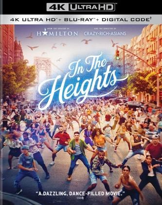 In The Heights (2021) (4K Ultra HD + Blu-ray)