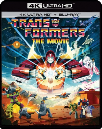 The Transformers: The Movie (1986) (35th Anniversary Edition, 4K Ultra HD + Blu-ray)