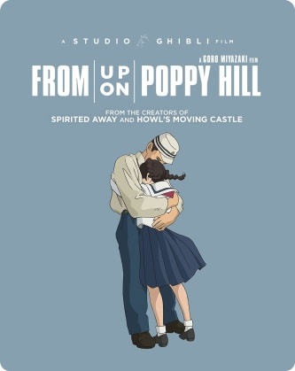 From Up On Poppy Hill (2011) (Limited Edition, Steelbook, Blu-ray + DVD)