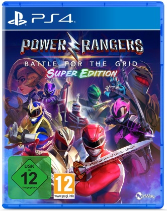 Power Rangers - Battle for the Grid (Super Edition)