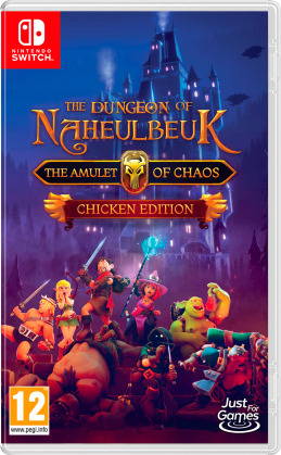 The Dungeon Of Naheulbeuk - The Amulet Of Chaos - Chicken Edition