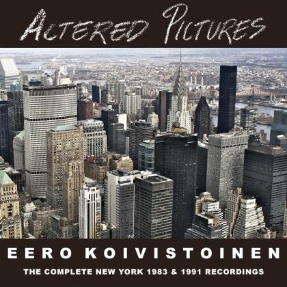 Eero Koivistoinen - Altered Pictures (Digipack, 3 CDs)