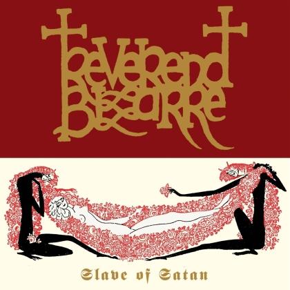 "Reverend Bizarre - Slave Of Satan (2021 Reissue, Svart Records, 12"" Maxi)"