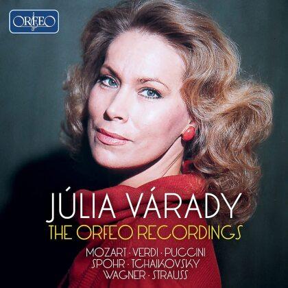 Julia Varady - Orfeo Recordings (10 CDs)